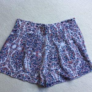 Rebecca Taylor shorts size 8
